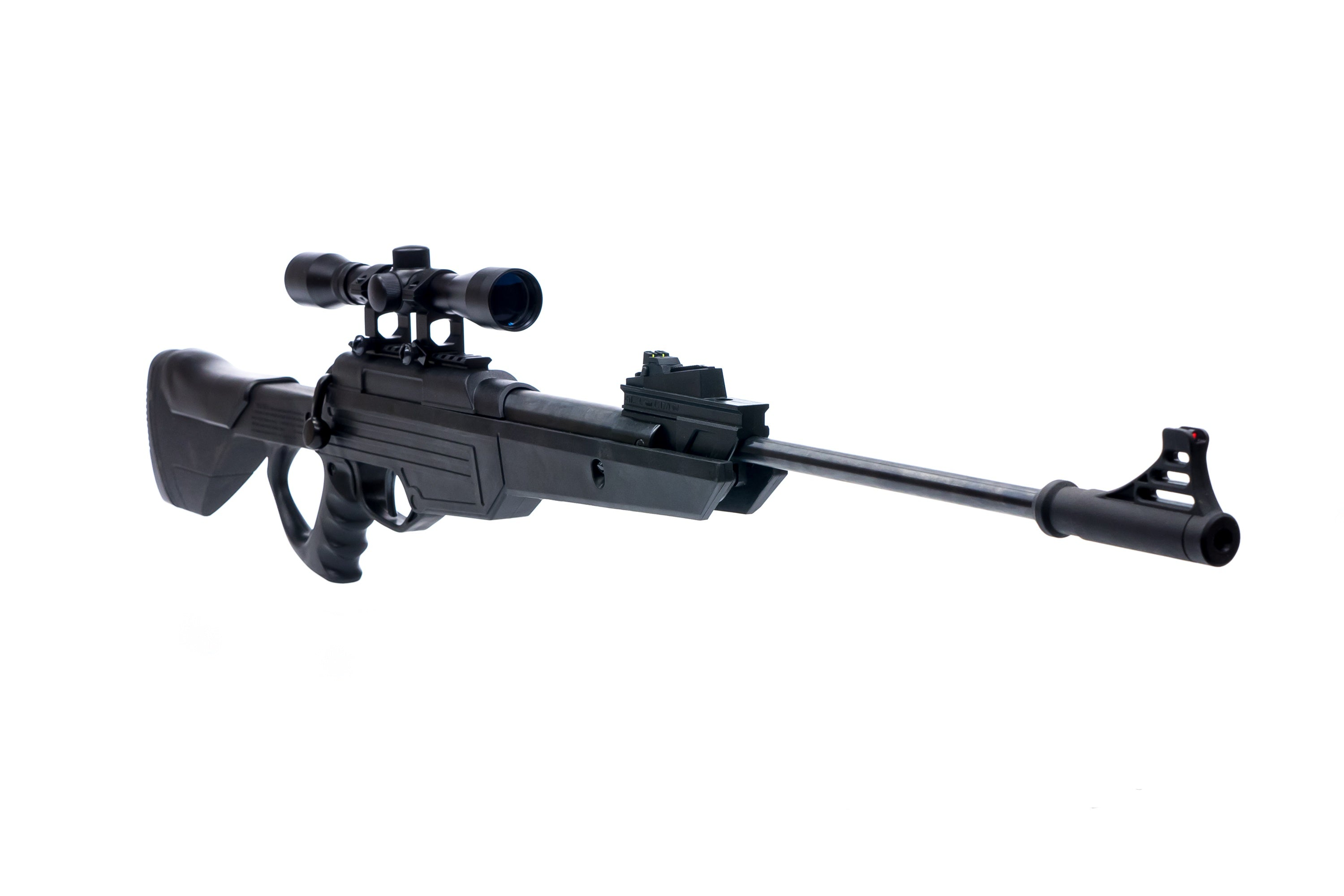 TPR 1200 Hunting Air Rifle -  177 Airgun - Pellet Gun with Scope Included