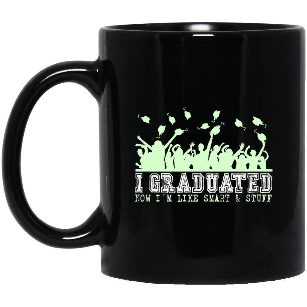 Graduation Gift Black Coffee Mugs - GoneBold.gift
