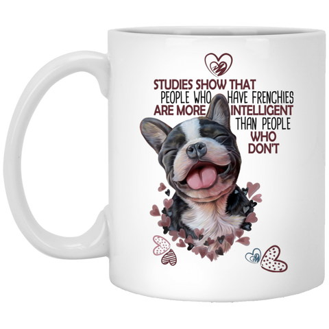 French Bulldog lovers Gift, Frenchie coffee mug