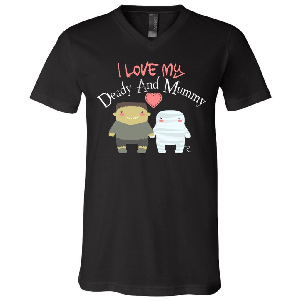 Funny shirt For Mom And Dad Deady and Mummy Unisex Tees - GoneBold.gift