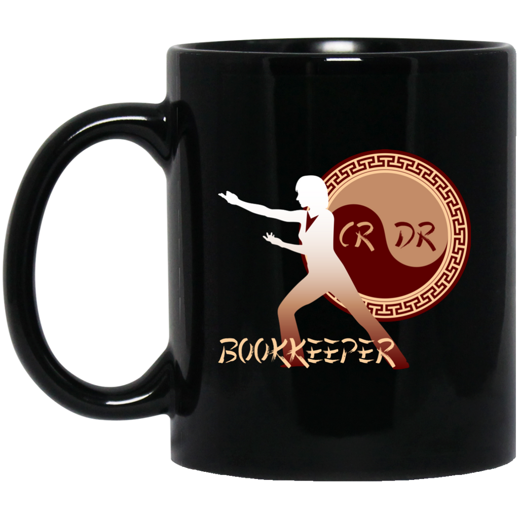 Bookkeeper Gifts For Women - Bookkeeper Coffee Mug - GoneBold.gift