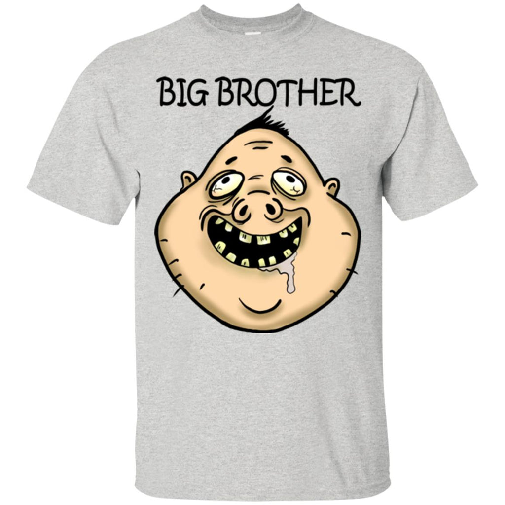 Funny Shirt Big Brother Unisex Tees - GoneBold.gift