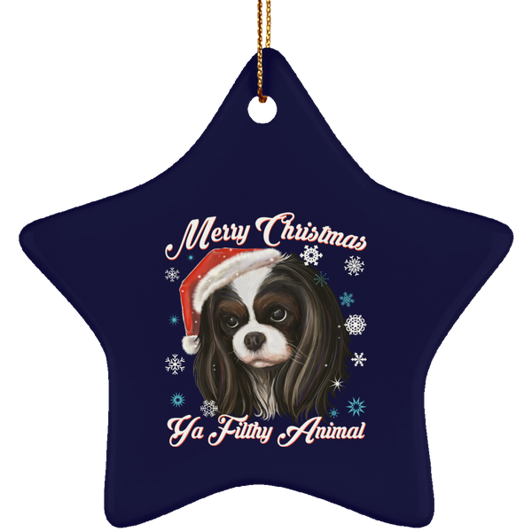Christmas tree decorations - Cavalier King Charles Spaniel - GoneBold.gift