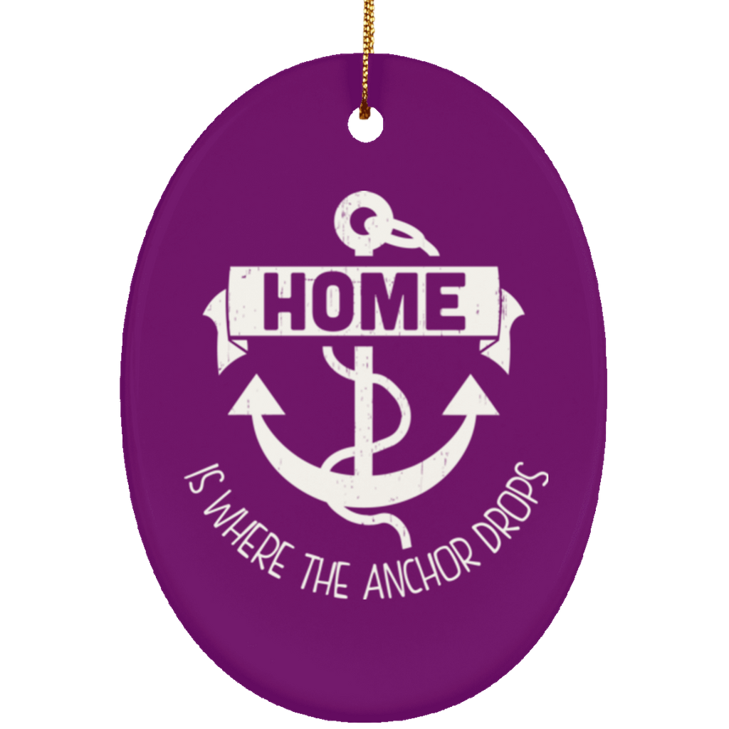 Sailing Gifts Christmas Tree Decor Ornament - GoneBold.gift