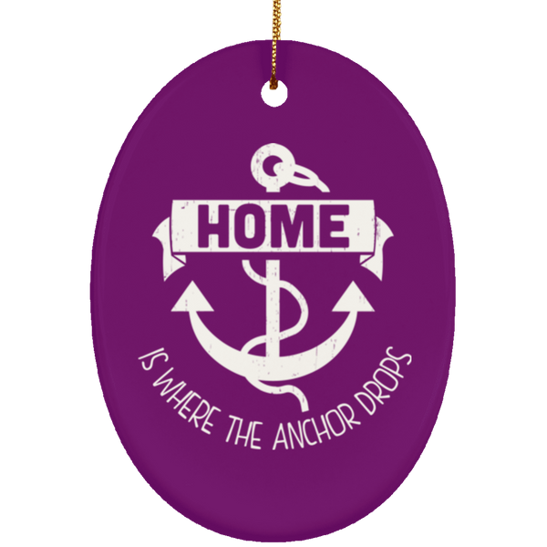 Sailing Gifts Christmas Tree Decor Ornament