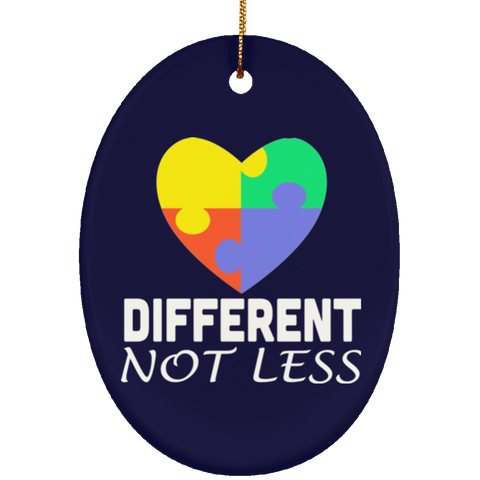 Autism Awareness Christmas Tree Decorations Ornament - GoneBold.gift