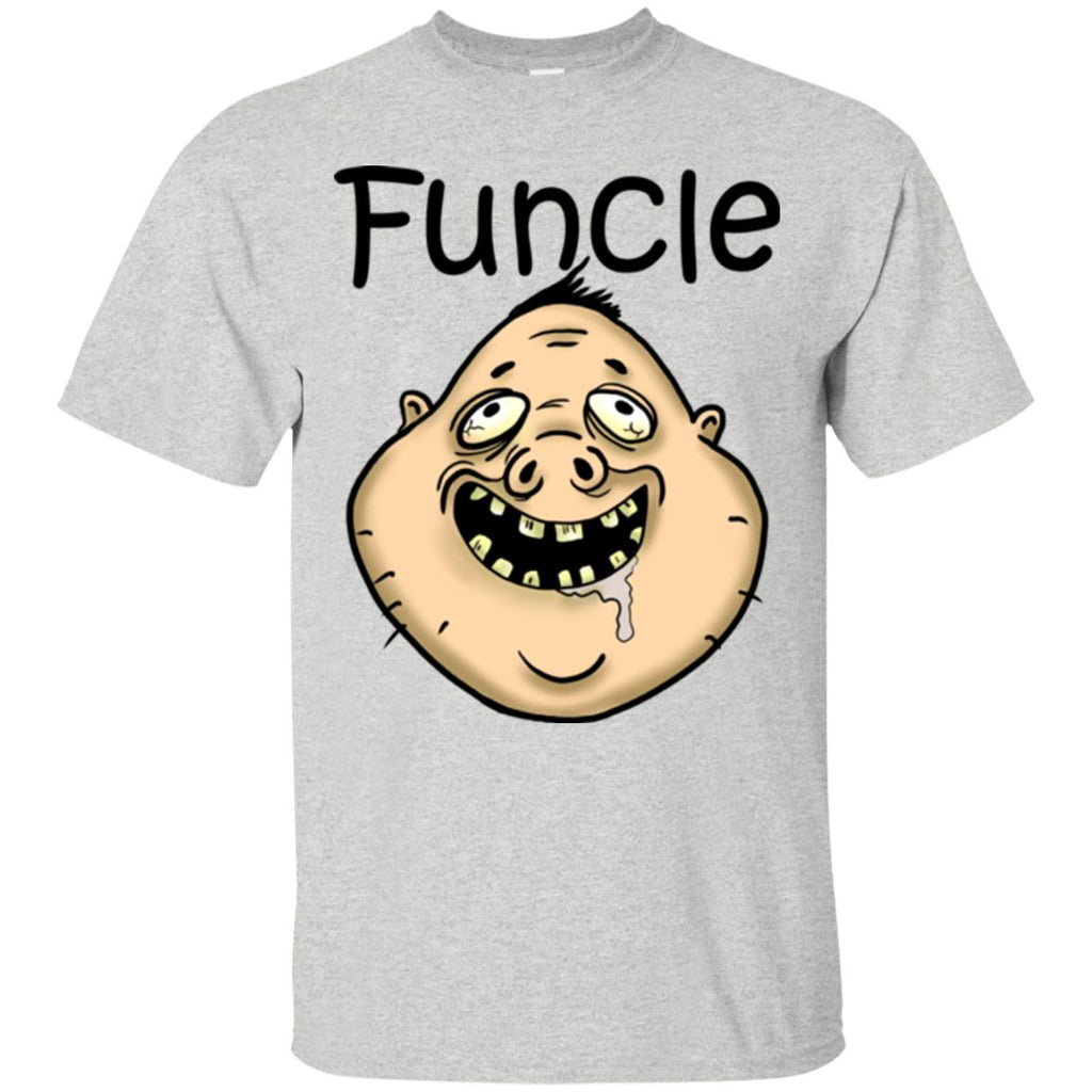 Funcle Funny Shirt for Uncle Unisex Tees - GoneBold.gift