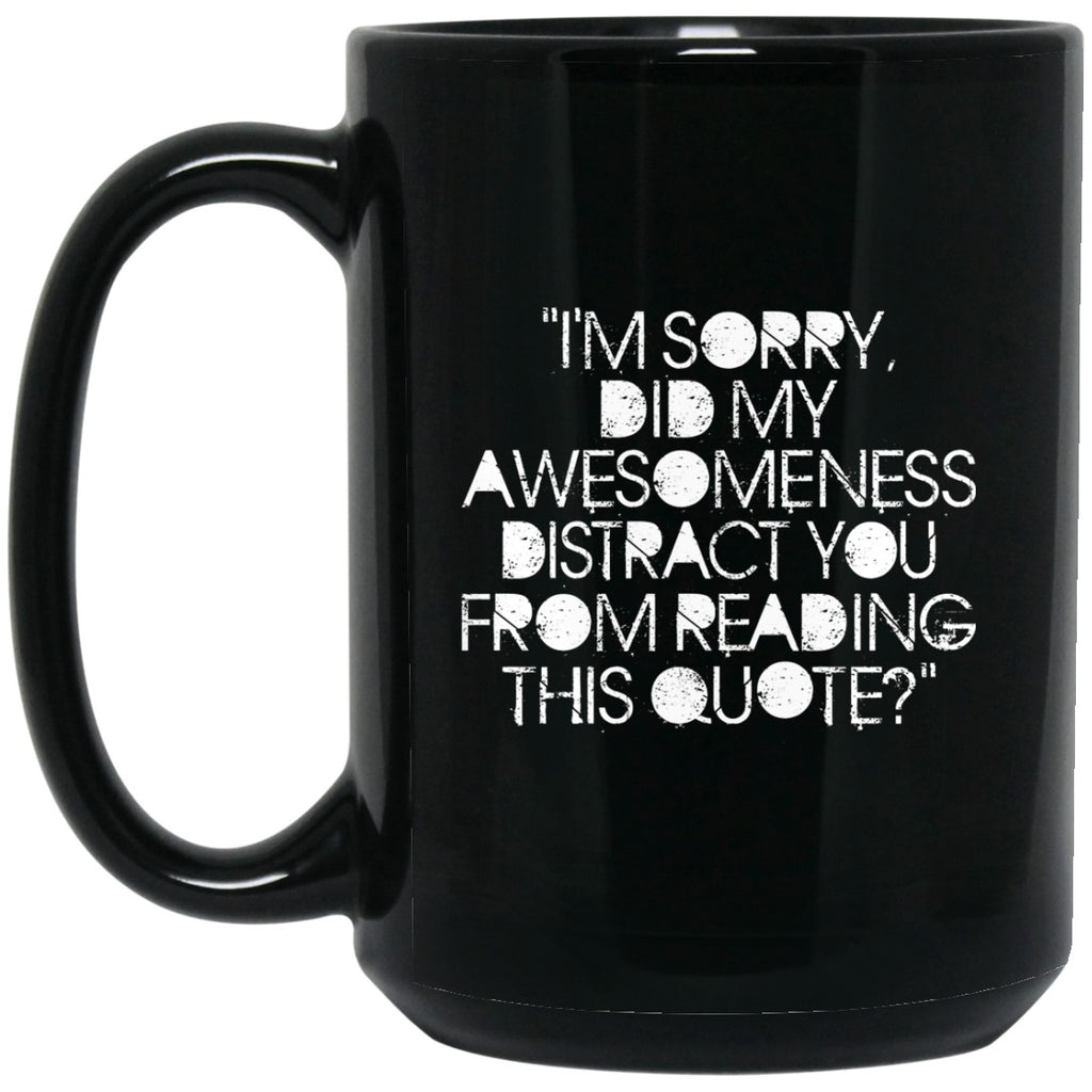 Awesome Funny Black Coffee Mugs - GoneBold.gift