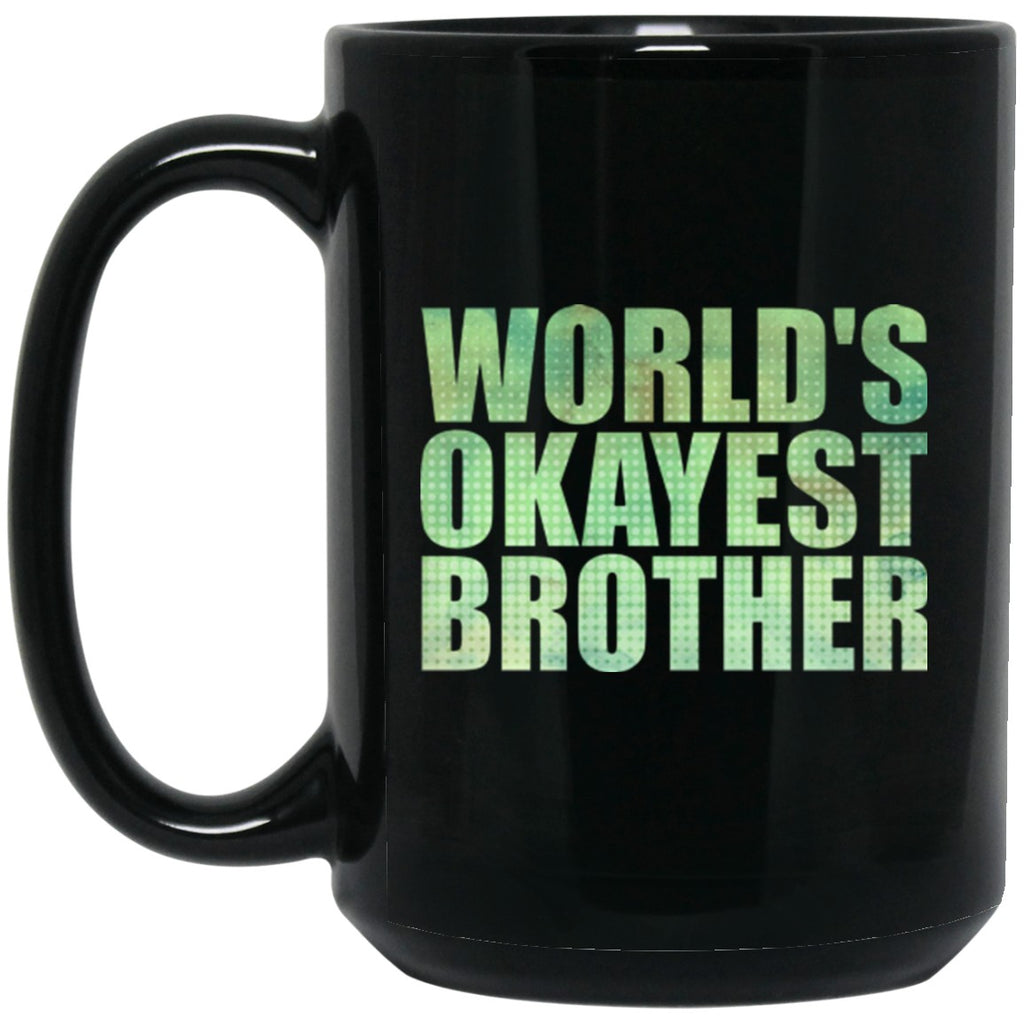 Funny Mug for Brother Black Coffee Mugs - GoneBold.gift