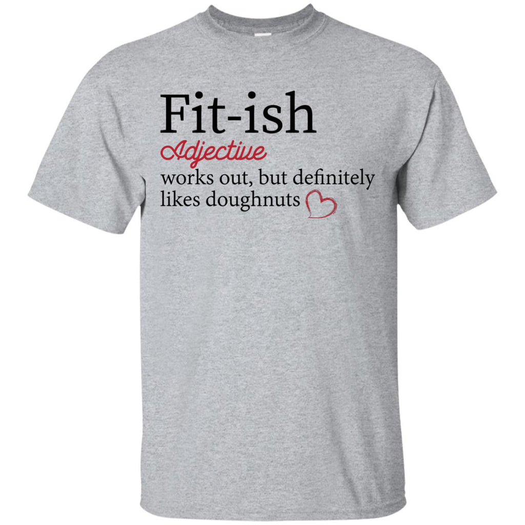 Funny T-Shirt for Women - Fittish - GoneBold.gift