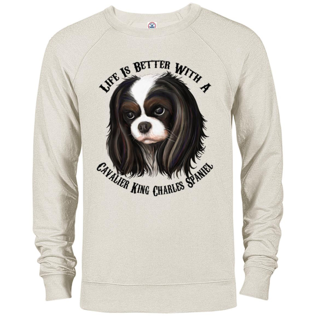 Cavalier King Charles Spaniel Sweater Life Is Better With  A Cavalier - GoneBold.gift