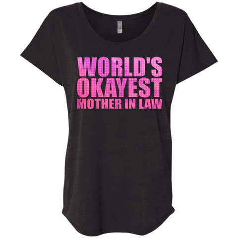 Funny shirt for mother in law Women tees n tanks