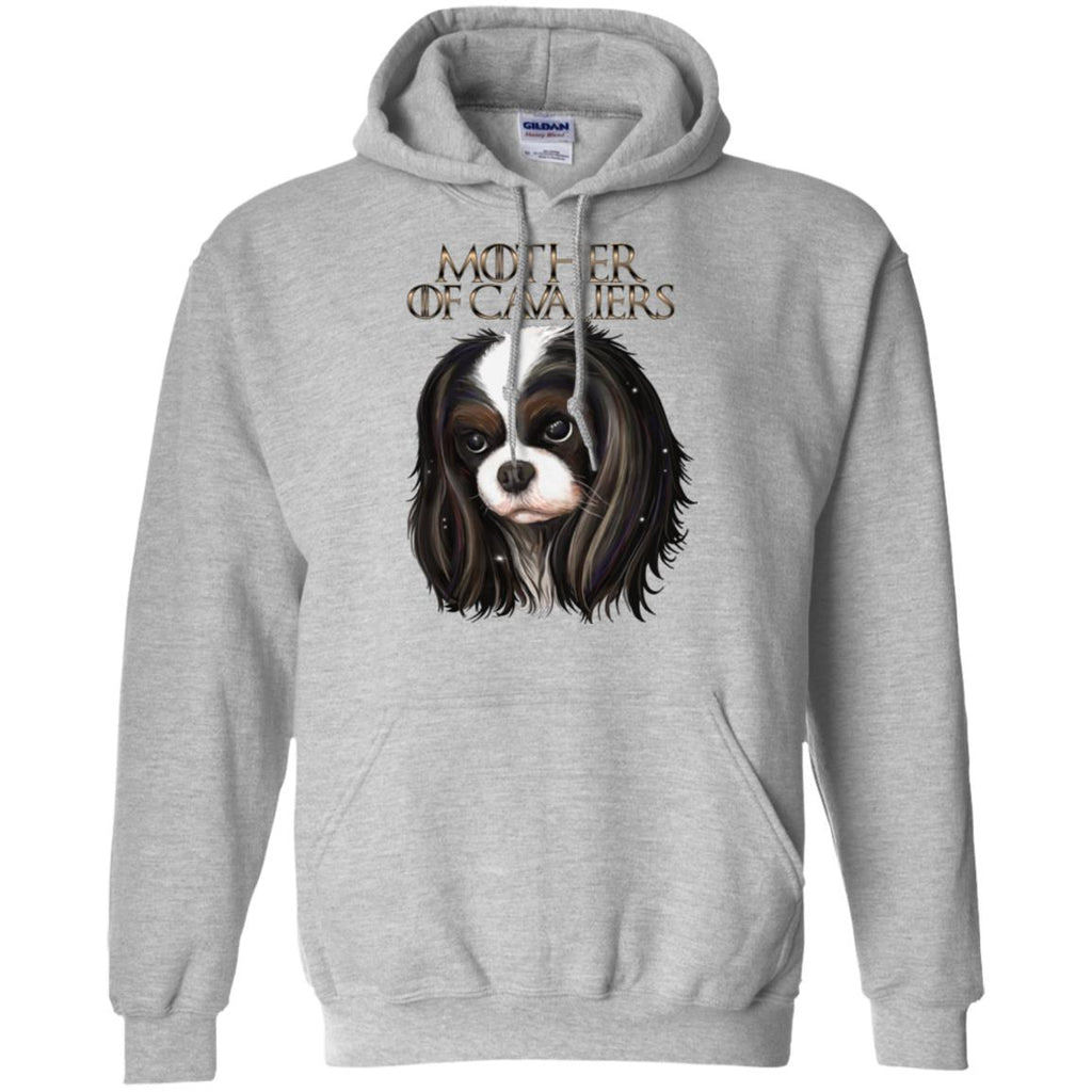 Mother of Cavaliers, Cavalier King Charles Spaniel Hoodie - GoneBold.gift