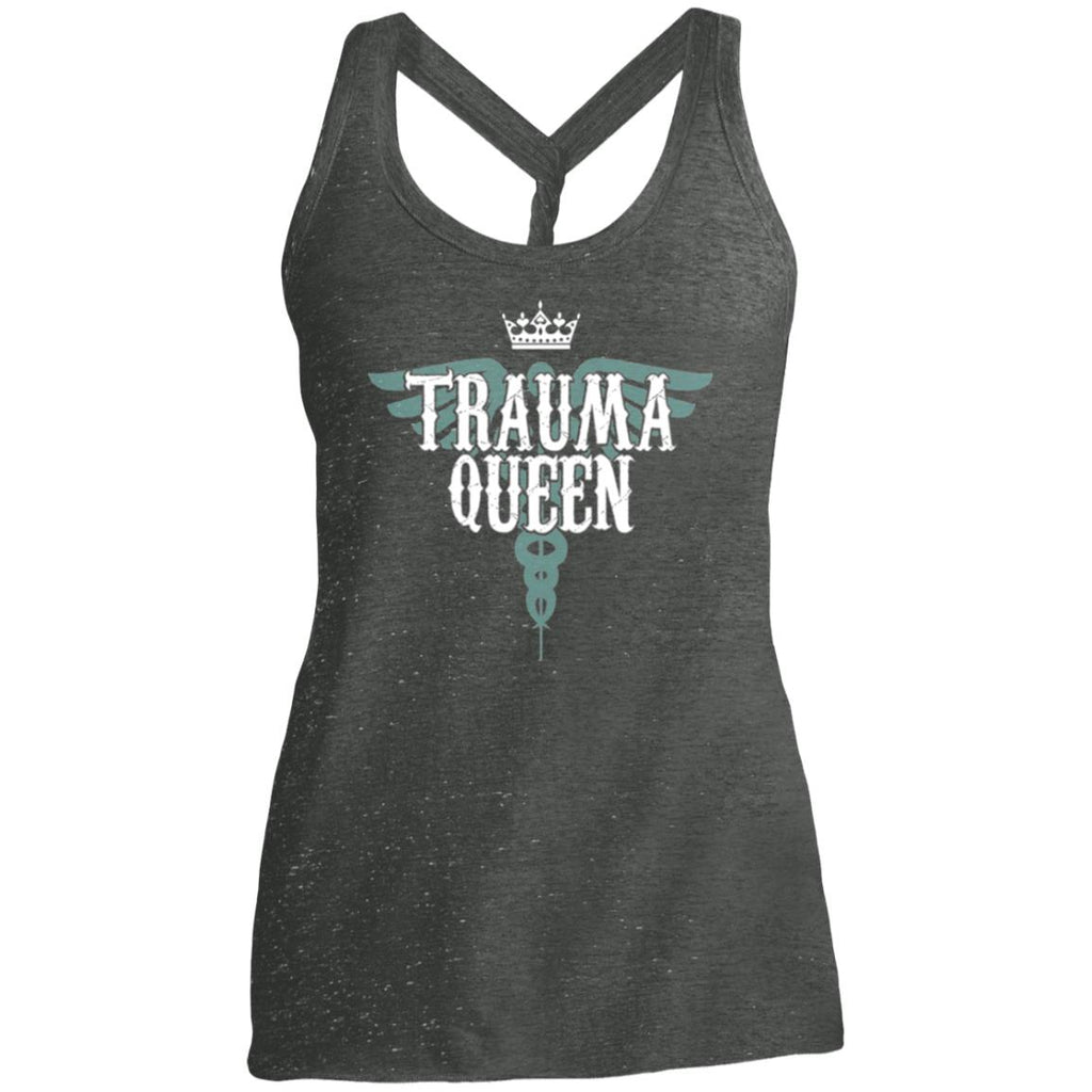 Nurse Shirt Funny Trauma Queen Women tees n tanks - GoneBold.gift