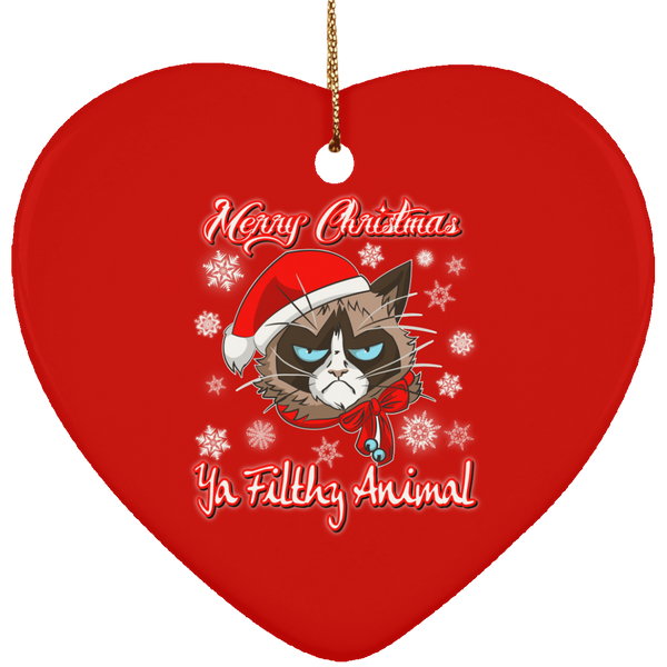 Christmas tree decorations - Cat Christmas Decor Ornament - GoneBold.gift