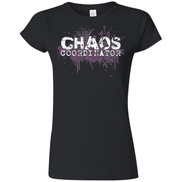 Mom shirt Chaos Coordinator funny Women tees n tanks