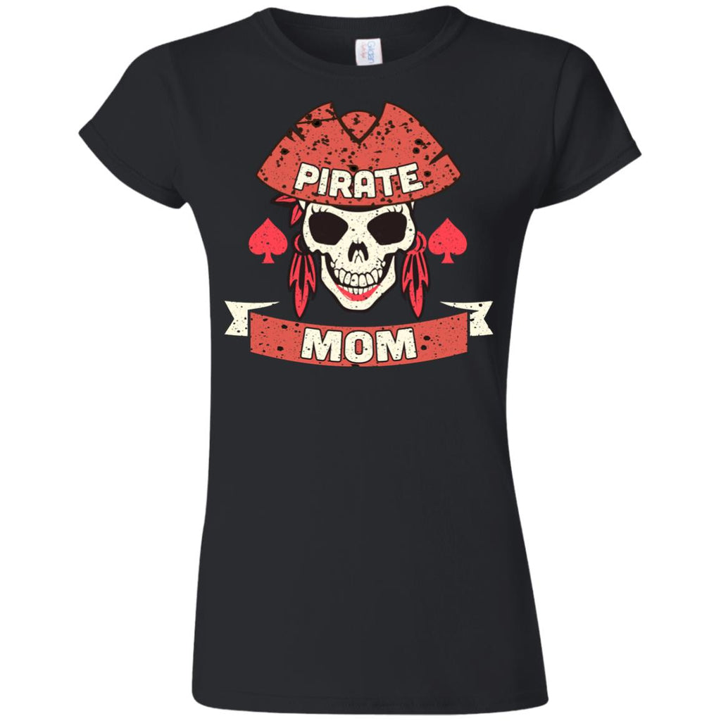 Mom Shirt Funny Pirate Gifts Women tees n tanks - GoneBold.gift