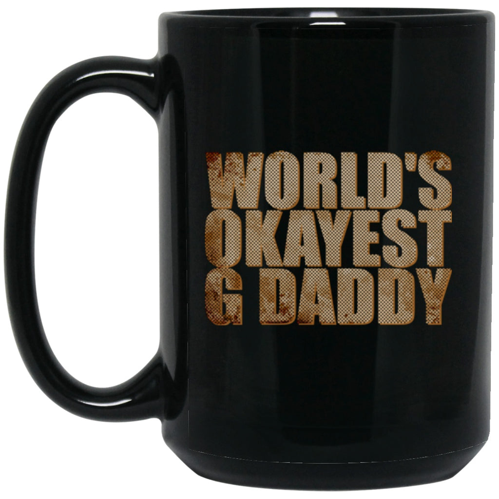 Funny Mug for Grand Dad G daddy Black Coffee Mugs - GoneBold.gift