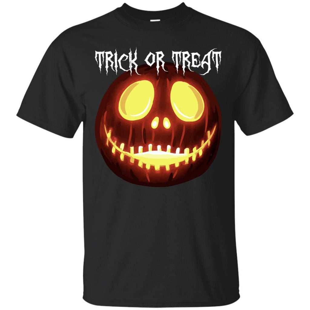Trick or Treat Halloween shirt Unisex Tees - GoneBold.gift
