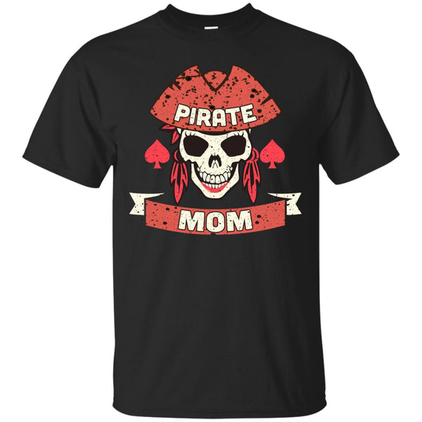 Mom Shirt Funny Pirate Gifts Women tees n tanks