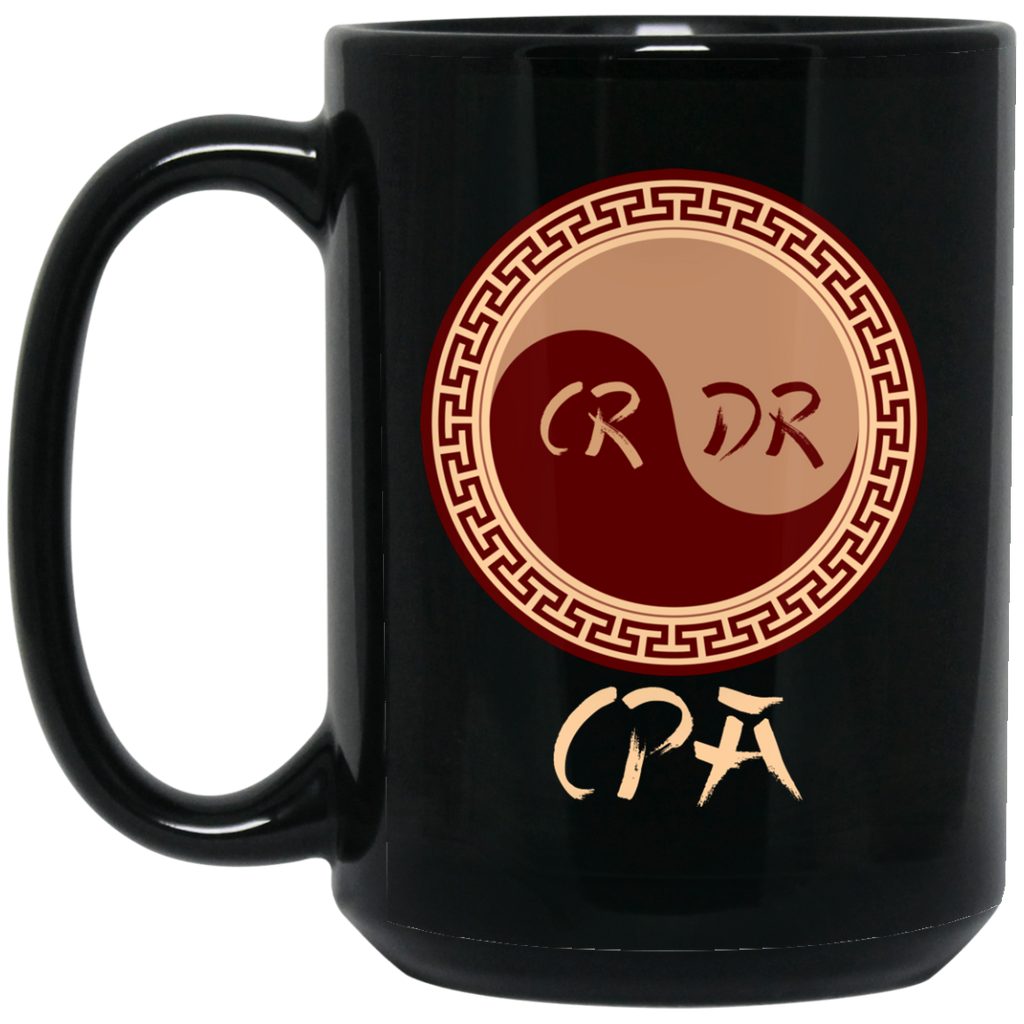 CPA Coffee Mug - Certified Public Accountant Gifts - GoneBold.gift