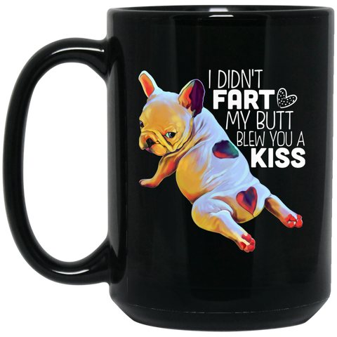 French Bulldog Mug - Funny Coffee Mug