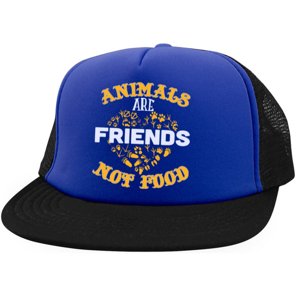 Animals Are Friends Not Food - Hats - GoneBold.gift