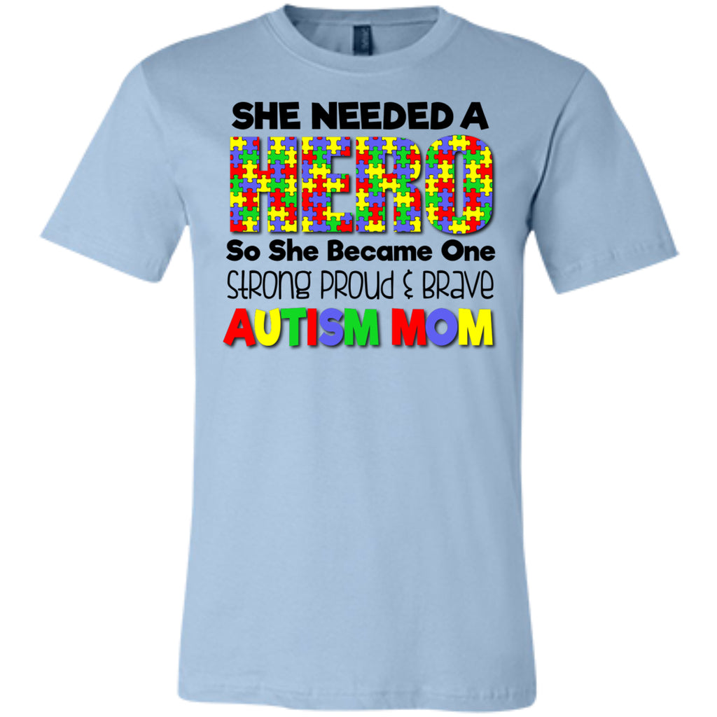 Autism Mom - Hero -  Tees & Hoodies - GoneBold.gift