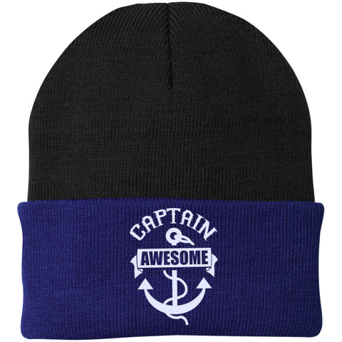 Captain Awesome Hats - Beanies - GoneBold.gift