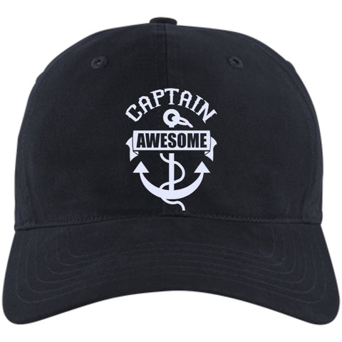 Captain Awesome Hats - Caps - GoneBold.gift