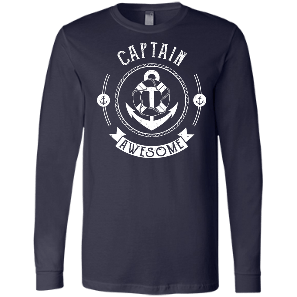 Captain Awesome Men's Shirts & Tanks - GoneBold.gift