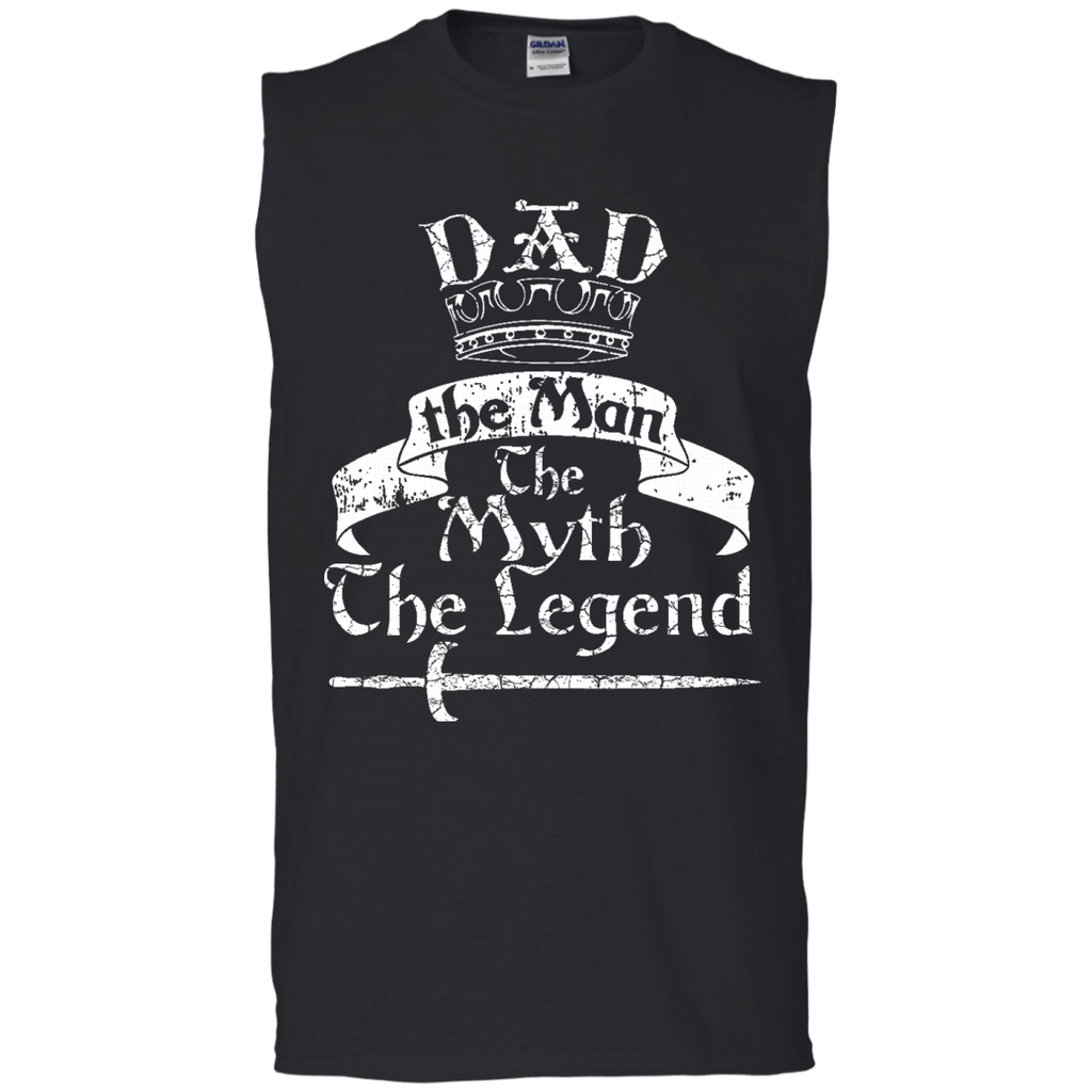 Dad The Man The Myth The Legend Shirts - GoneBold.gift