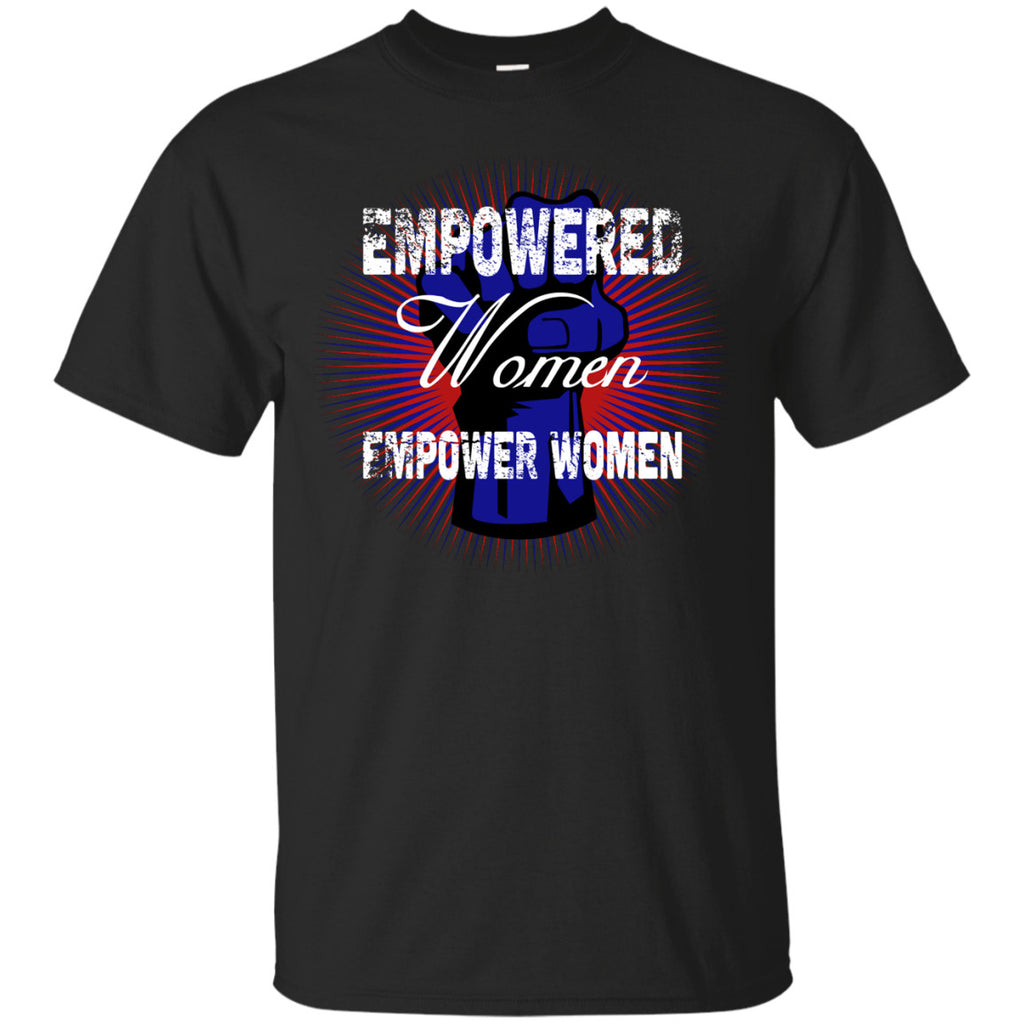 Empowered Women Empower Women Shirts & Tanks - GoneBold.gift