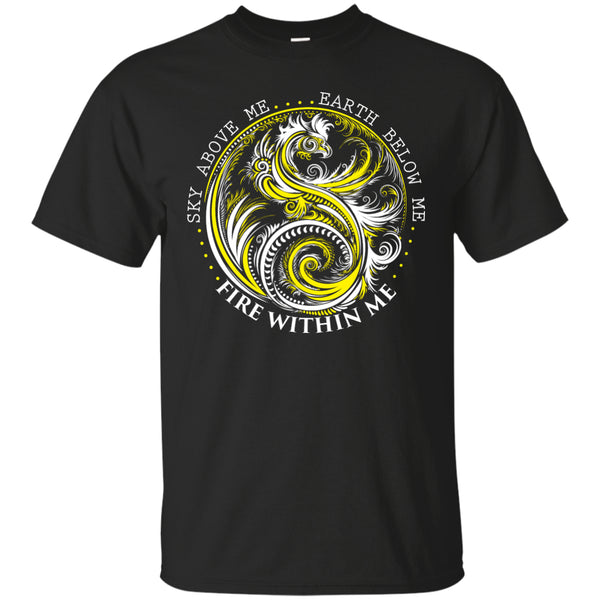 Apparel - Fire Within Me - Dragon Tee - Shirts & Hoodies