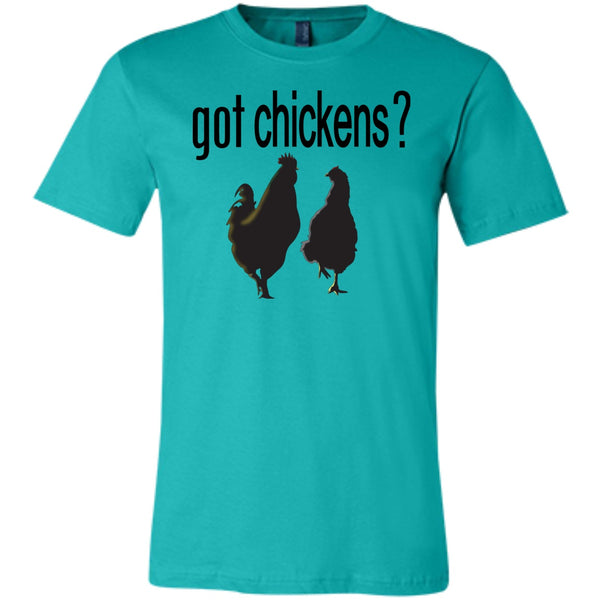 Got Chickens? -  Tees & Tanks - GoneBold.gift