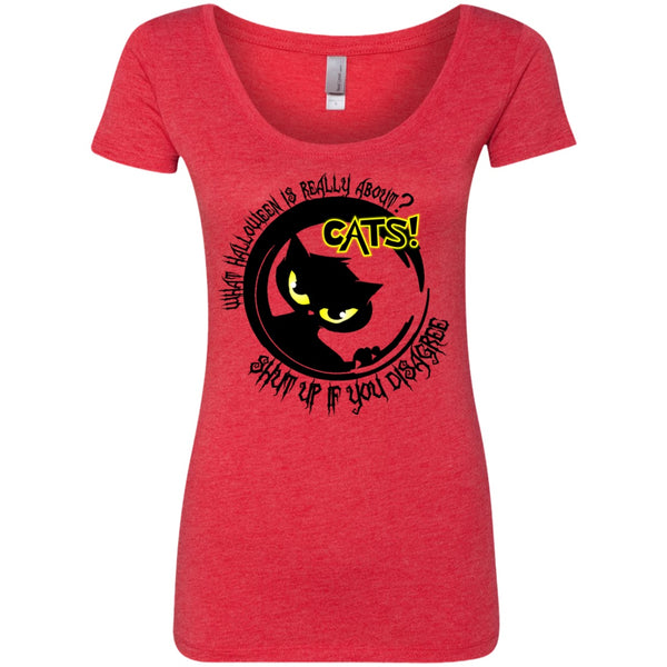 Halloween Is Really About Cats - Tees & Hoodies - GoneBold.gift