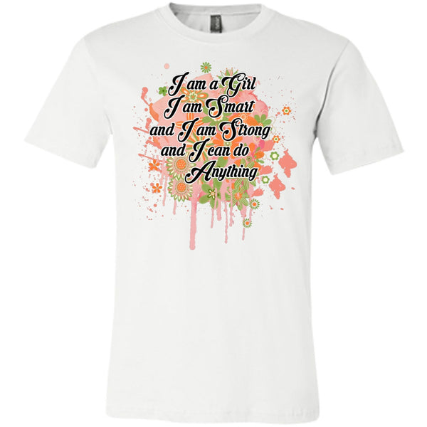 Apparel - I Am A Girl T-Shirts