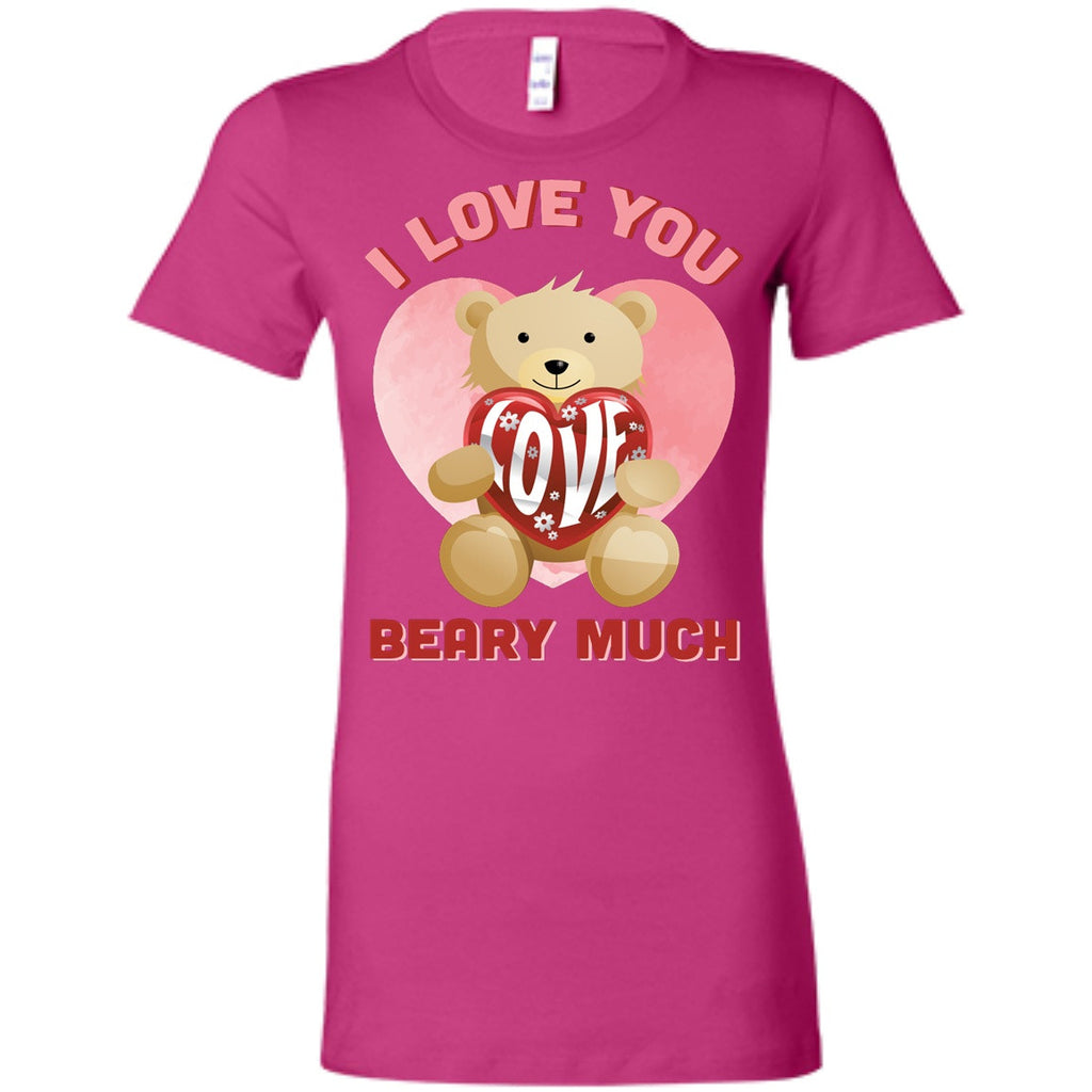 I Love You Beary Much - Tees & Hoodies - GoneBold.gift