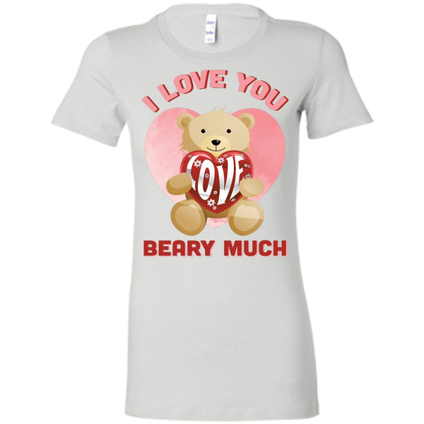 Apparel - I Love You Beary Much - Tees & Hoodies