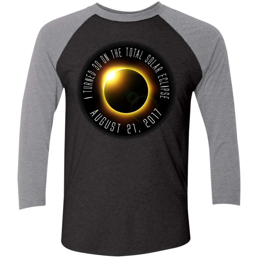 I Turned 30 On Total Solar Eclipse Day Gifts - GoneBold.gift