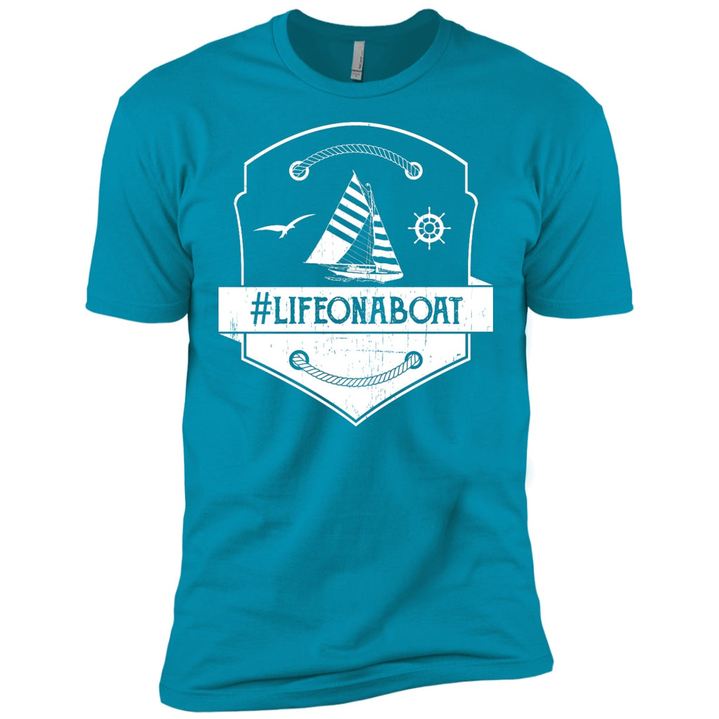 #lifeonaboat - Men's Shirts - GoneBold.gift