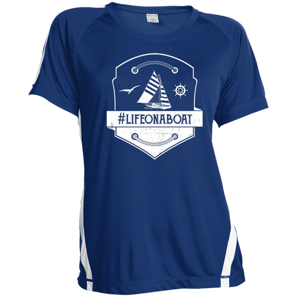 #lifeonaboat - Unisex and Women's Shirts - GoneBold.gift