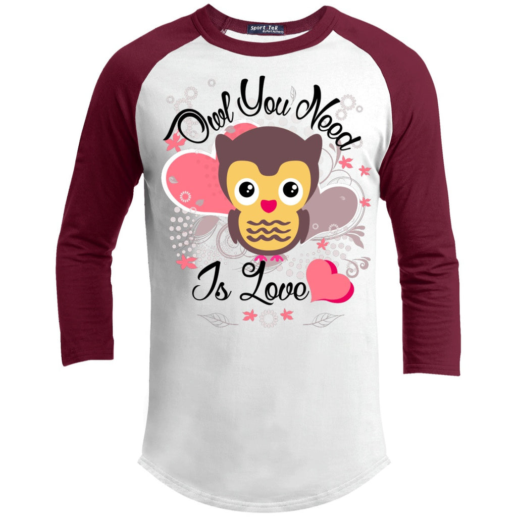 Owl You Need Is Love - Shirts - GoneBold.gift