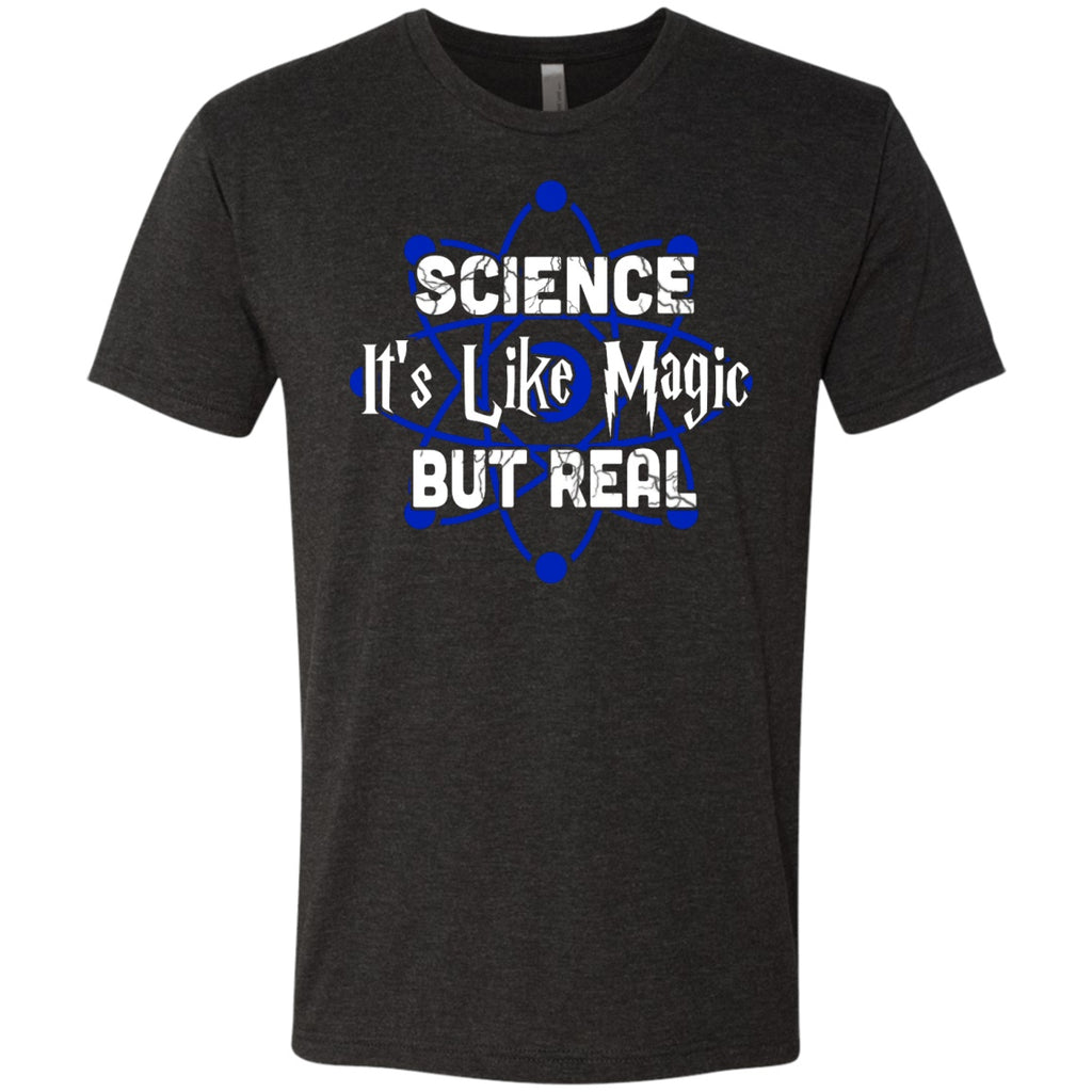 Science Is Like Magic But Real Men's Women's Shirts - GoneBold.gift