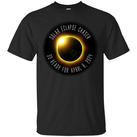 Apparel - SO READY FOR 2024 - Solar Eclipse Unisex T-Shirts