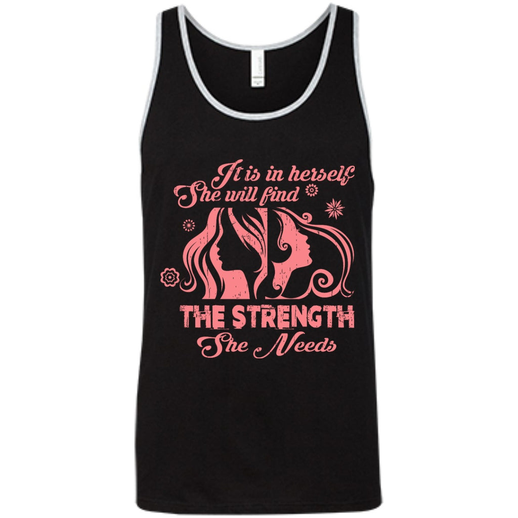 Strength She Needs Tank tops - GoneBold.gift