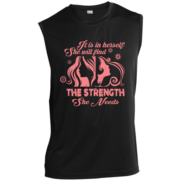 Apparel - Strength She Needs Tank Tops