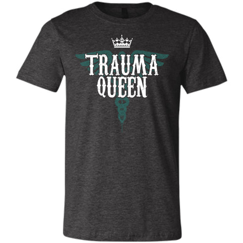 Apparel - Trauma Queen Nurse Medic Shirts And Tanks