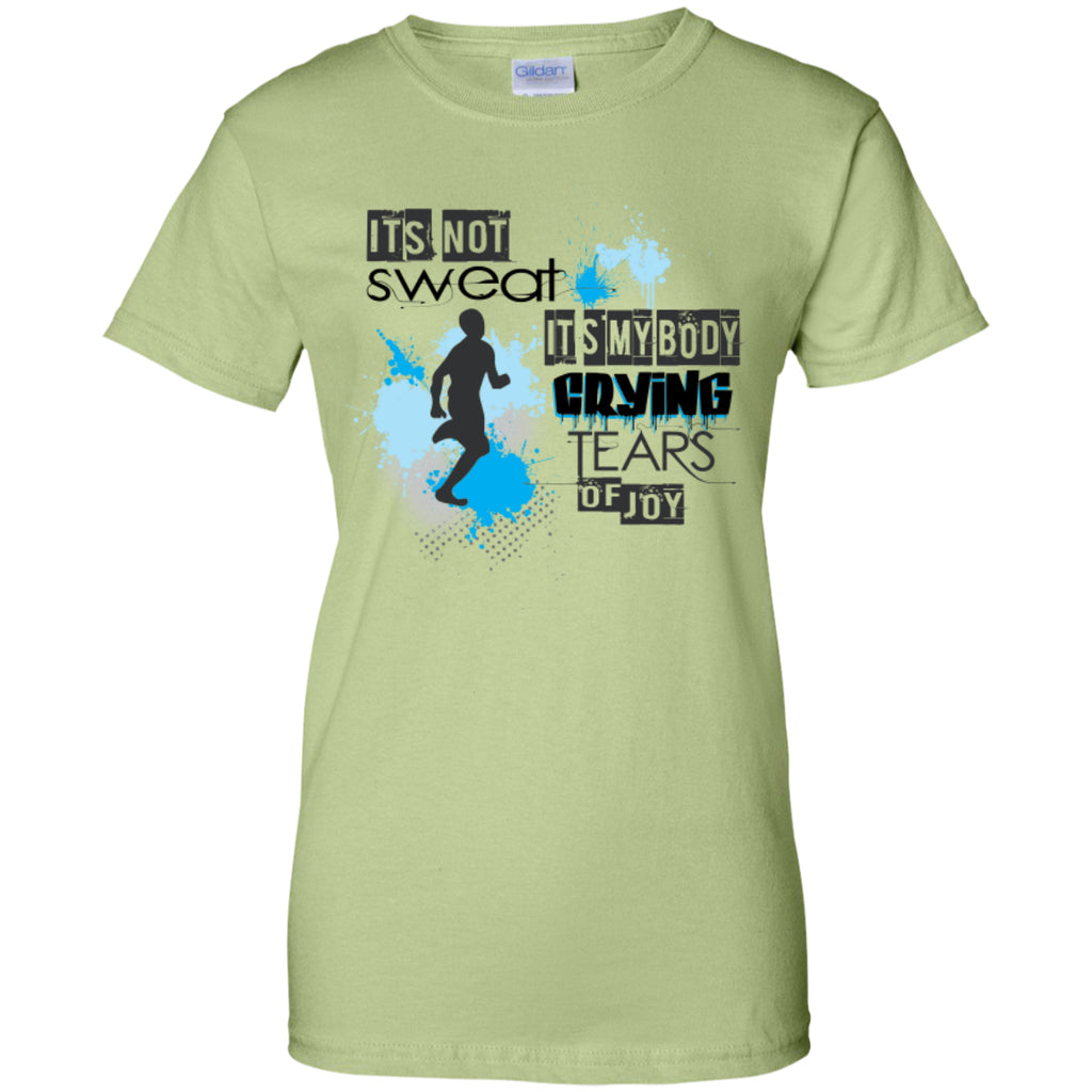 IT'S MY BODY CRYING - Ladies Custom 100% Cotton T-Shirt - GoneBold.gift