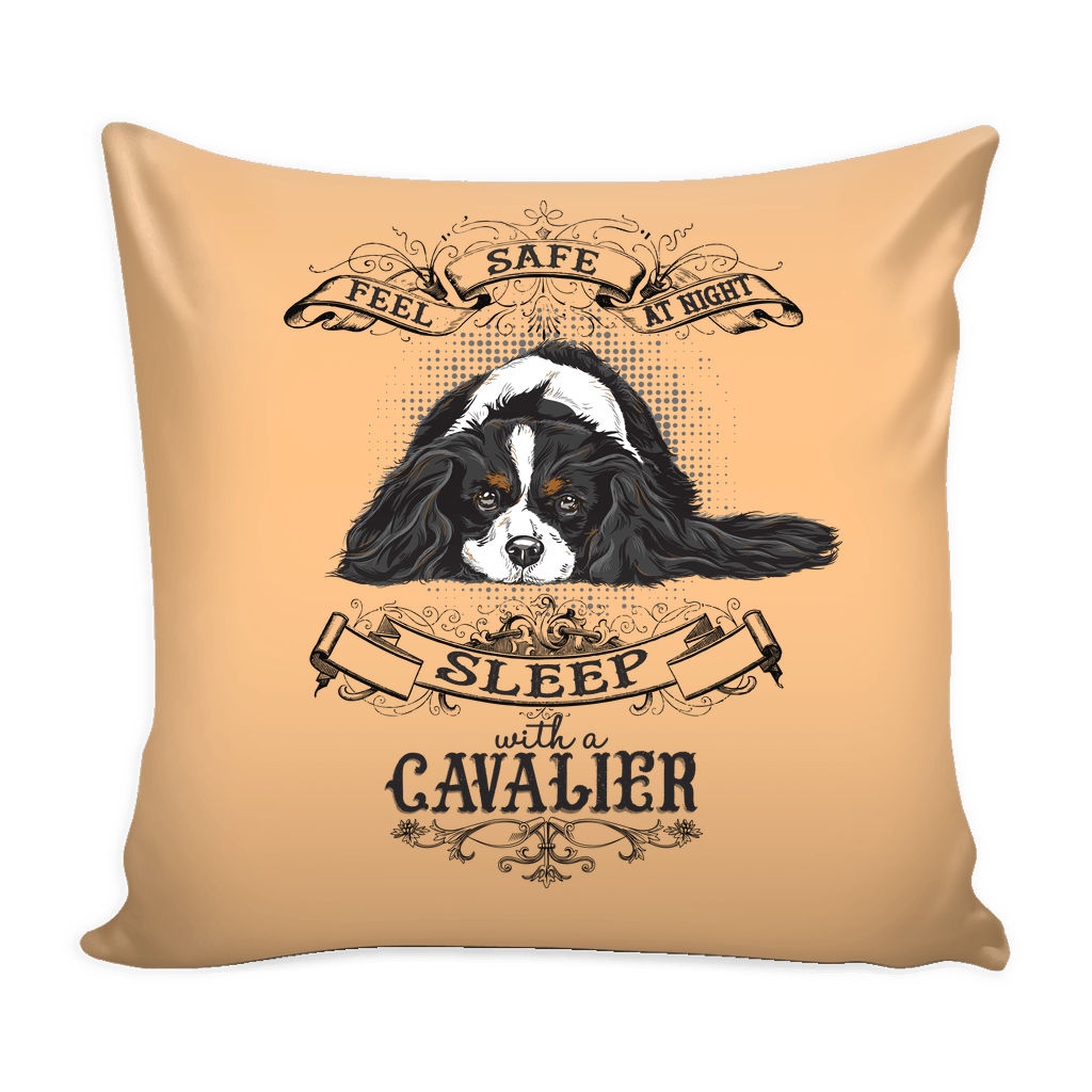 "New! Cavalier King Charles Pillow Case COVER 16"" - GoneBold.gift"